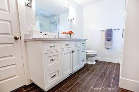 Master bathroom and closet reveal