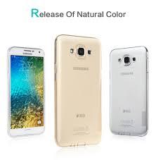 10pcs NILLKIN Thin Transparent <b>Nature TPU</b> Case For Samsung ...
