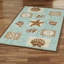 beachy area rugs y nautical rug round beach house throw cottage