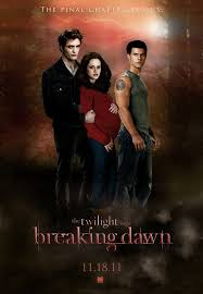 Breaking dawn fist chapter