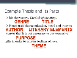 the literary analysis essay using the gift of the magi by o henry  7 example