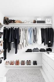 diy small walk in closet source shelterness com best undefined