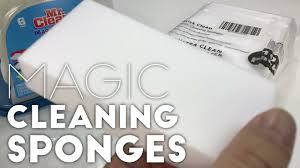 comparing generic magic cleaning sponges to mr clean magic eraser