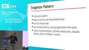 Design Patterns Lecture Java Ee Revisits Design Patterns Alex Theedom Uk