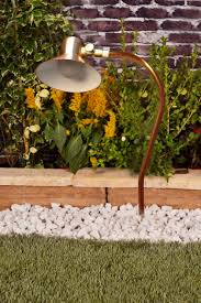 Canterbury 12 Volt Copper Path Light By Unique Lighting Systems