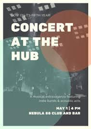 Concert Poster Design Customize 115 Concert Posters Templates Online Canva