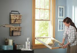 install a glass window