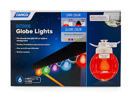 Amazon Com Camco 42760 Decorative Rv Awning Globe Lights 6