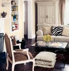 simple home dining rooms. Fine Rooms Living Room Decorated With Animal Prints And Simple Home Dining Rooms