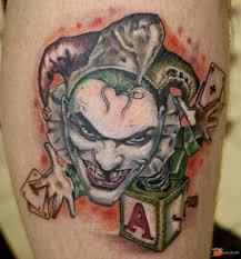 татуировка джокер значение фотографии тату