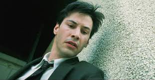 matrix the page 1 of 7 written and directed by the wachowski brothers andy wachowski and larry lana wachowski seen here keanu reeves as thomas a anderson neo