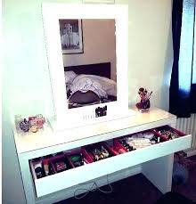 Vanity Sets With Lights For Bedrooms Vanity Table With Lights Makeup ...
