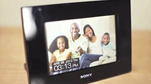 review of dpf d710 7 inch lcd digital photo frame by sony