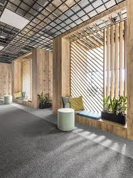 Office Spaces Design Magnificent Gallery Of Office Space In Poznan Metaforma 48 RELAX