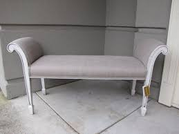 bench with arms. Benches Joseph Konrad With Upholstered Bench Arms Designs 10