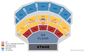 Park Mgm Theatre Seating Chart Mgm Theater Seating Chart Wajihome Co