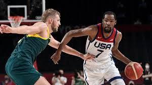 Team USA 97 vs 78 Australia 2021 Tokyo ...