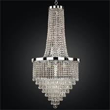 chair alluring crystal teardrop chandelier 3 spellbound glow grand foyercrystal 605tf19 41sp 7 alluring crystal teardrop