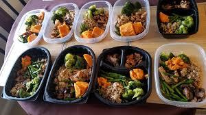 Weekly Lunch Prep My Weekly Meal Prep Mealprepsunday
