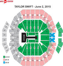 Taylor Swift Chicago Seating Chart