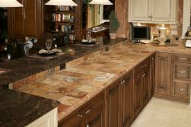 Tile Costs vs. Other Countertop Options