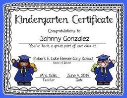 Preschool Graduation Certificate Editable Kindergarten Preschool Graduation Certificates Invitation
