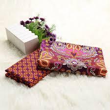 2018 New 50x50cm <b>2pcs</b>/<b>lot</b> Cotton Fabric <b>Patchwork</b> Cloth <b>DIY</b> ...