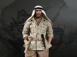 <b>World War</b> II British S.A.S. Lieutenant Edward MacDonald <b>1/6</b> Scale ...