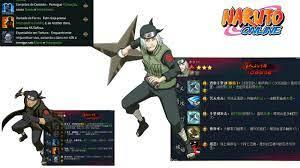 New Ninjas! - Ibiki & Mizuki! (Ibiki looks awesome!) - Naruto Online -  YouTube