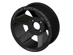 Zl1 Whipple Supercharger Pulleys