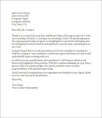 Job Interview Follow Up Thank You Note Sample Milviamaglione Com