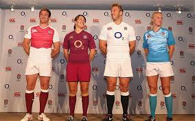 england unveil new 2016 13 rugby kits designed by canterbury