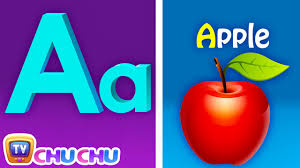Phonics Song with TWO Words - A For Apple - ABC <b>Alphabet</b> Songs ...