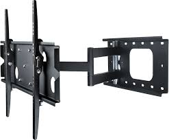 um126m ultimate mounts swing arm wall bracket for 42 80 tvs