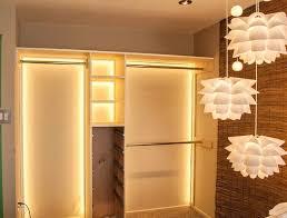 image of led closet light strip