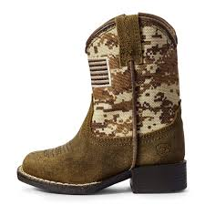Toddler Lil Stompers Dallas Boot