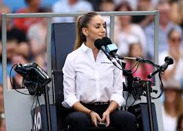 She officiated the women's final in the 2018 australian open and had the honor of umpiring. Australian Open Who Is Marijana Veljovic Everything You Need To Know About The Chair Umpire Who Stole The Show