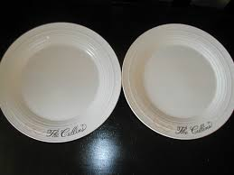 DIY Instructions for Personalized Wedding Dinner Plates ...