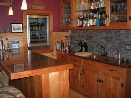 Kitchen:Charming Traditional Kitchen In Rustic Interior Also Stone Tile Kitchen  Counter Backsplash Charming Traditional