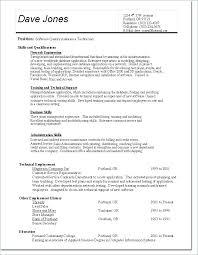 Survey Technician Sample Resume Ruseeds Co