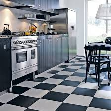 modern kitchen with checkerboard tiles - Google Search | kitchen and bath |  Pinterest | Kitchen floors, Black cabinet and Kitchens