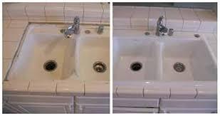 Sink And Vanity Reglazing Raleigh NC  Sink Resurfacing Refinishing Reglazing Kitchen Sink