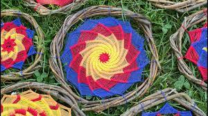 How To Make A Spider Web Dream Catcher How to make a spiral dreamcatcher DIY Tutorial YouTube 49