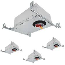Led New Construction Recessed Lighting