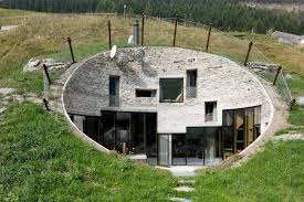 Villa Vals Secluded House Under Swiss Hillside by SeARCH & CMS
