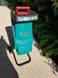 garden mulcher. Bosch AXT Rapid 2200 Garden Mulcher Shredder E