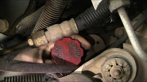 How To Check Transmission Fluid Since NO DIPSTICK On These - 1999 ...