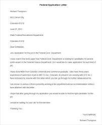 Job Application Letter Sample Pdf Cover Letter Format And Bussines