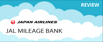 Japan Airlines Mileage Bank Program Review