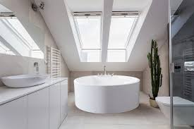 customize the look of your bathroom with magnificent deep bathtubs